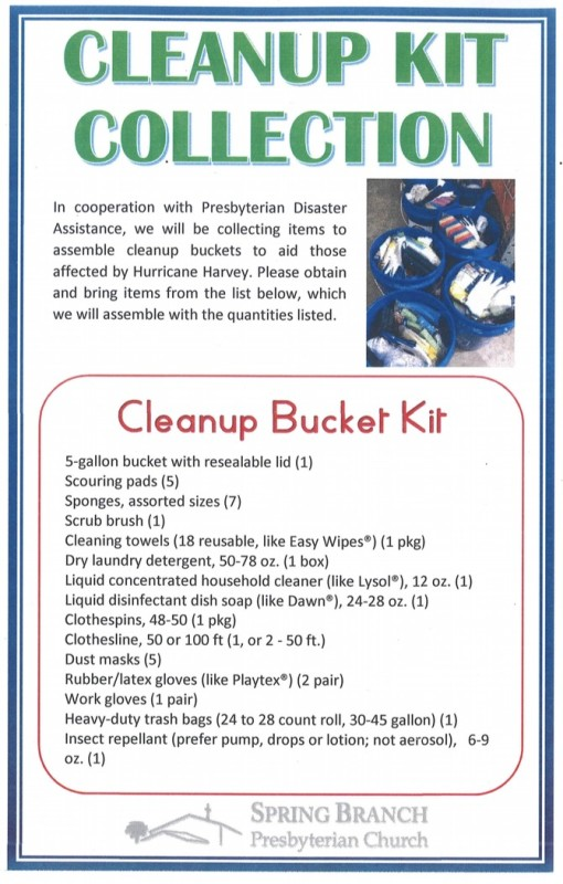 Cleanup Kit Collection